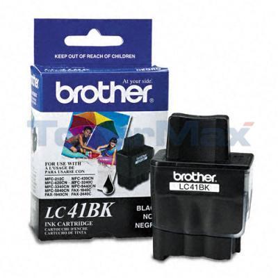 BROTHER MFC 210C INK BLACK
